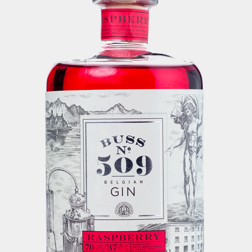 Bus 509 Gins