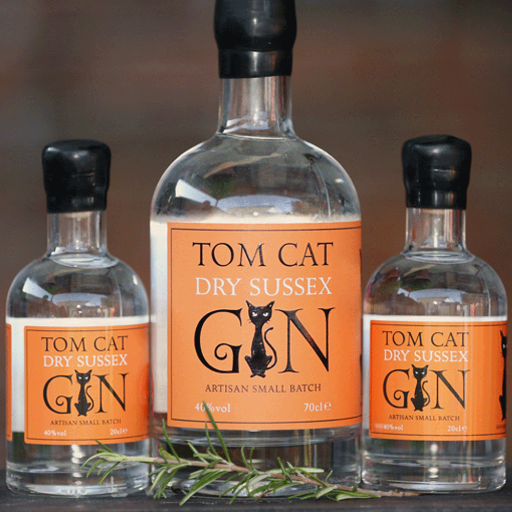 Tom Cat Gin